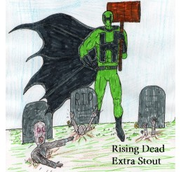 Rising Dead Extra Stout - 1 Gallon All Grain