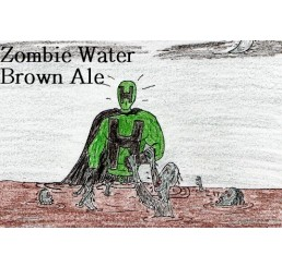 Zombie Water Brown Ale - 1 Gallon All Grain